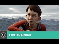 Creating A Boy And His Kite 02 Live Training Unreal Engine mp3