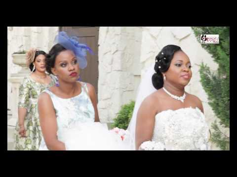 CONGOLESE WEDDING IN DALLAS:DADY TUZAYANA & CLARISSE MAFUMBA