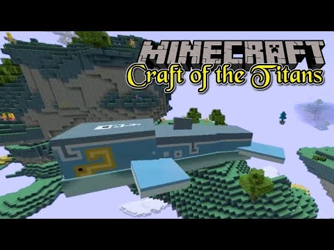 Minecraft | Craft of the Titans | #42 END OF A CHAPTER