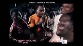 Pasuma, Saheed Balogun, Fathia Balogun and Other - Murphy Afolabi at 42 - Part 3