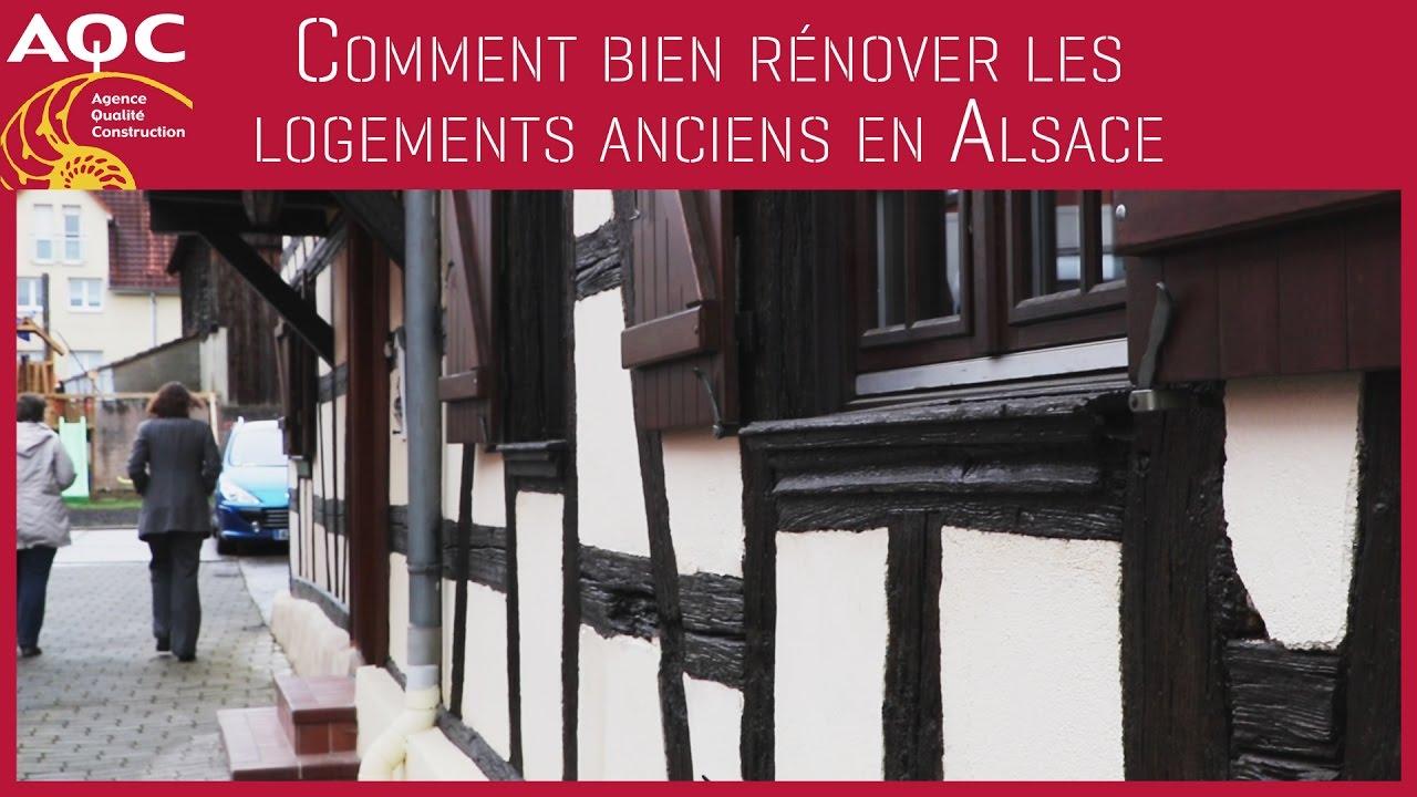 Rénover Une Maison Alsacienne comment bien rénover les logements anciens en alsace ?