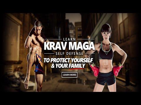 Krav Maga Techniques - Self Defense Training