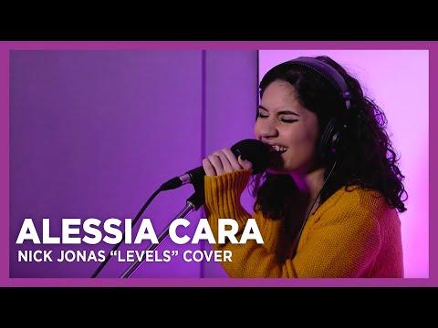 Alessia Cara Covers Nick Jonas 'Levels' Live at KiSS 92.5
