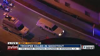 NHP sends condolences to CHP after officer dies following Riverside shooting