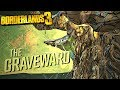 The Graveward Boss Fight - Borderlands 3 (Cold as The Grave)