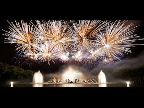 Versailles (fireworks shows and Musical Fountains Show)