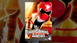 Power Rangers Super Megaforce: Sky Huelga