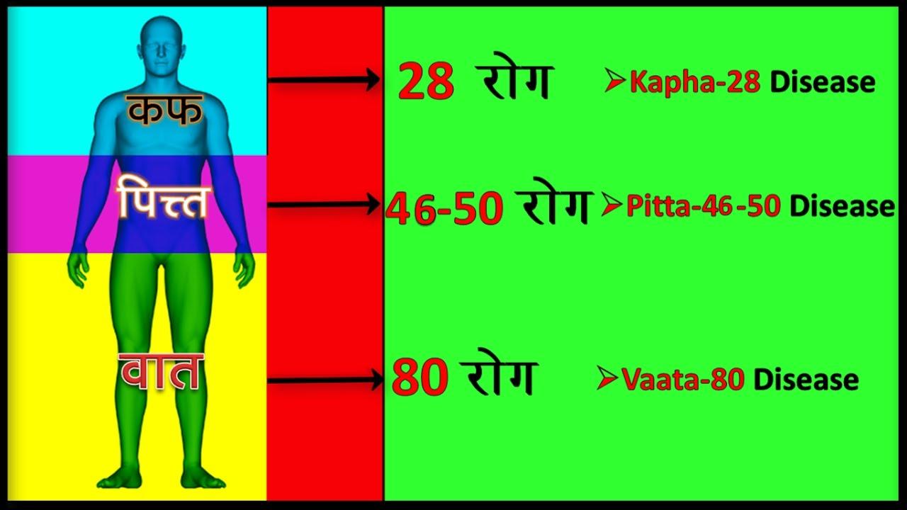 वात-पित्त-कफ़ को कैसे संतुलित रखे और पाए समस्त रोगों से छुटकारा - How To  Control Vata Pitta Kapha