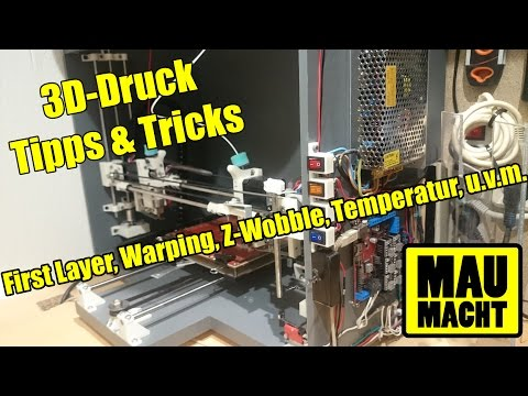 3D-Druck Tipps & Tricks