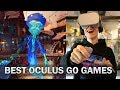 Top 10 Best VR Games You Must Play On Your Oculus Go