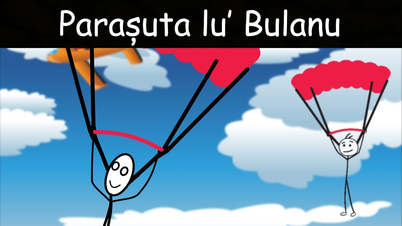 Întâmplări Cu Parașute: Parașuta lu' Bulanu