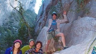 Knobbles - A Climbing Road Trip to El Potrero Chico