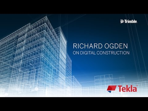 Richard Ogden on Digital Construction