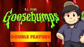 Goosebumps: DOUBLE FEATURE - JonTron