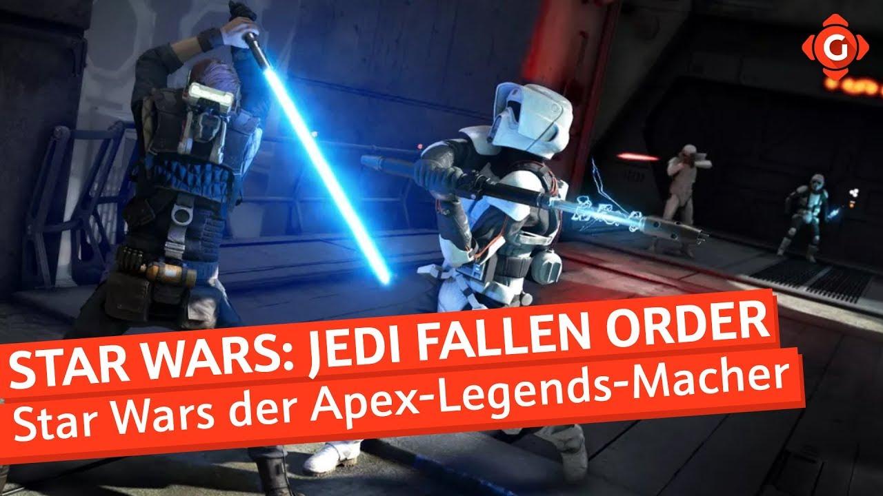 Star Wars Jedi: Fallen Order - Star Wars der Apex-Legends-Macher | Preview thumbnail