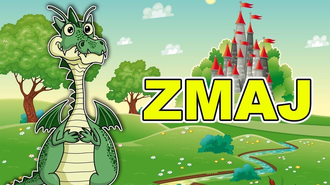 Download ZMAJ - Pesmica za decu | Pravda za zmajeve - Dečija pesma | Pesme o životinjama | Dragon song