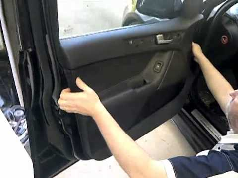 Ford Falcon Fg Sound Proofing Install Front Door Youtube