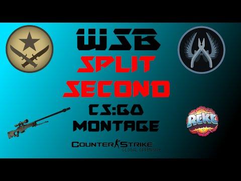 Split Second   A WSB CS:GO Frag Montage