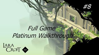 Lara Croft Go - Full Game Platinum Walkthrough - No Commentary
