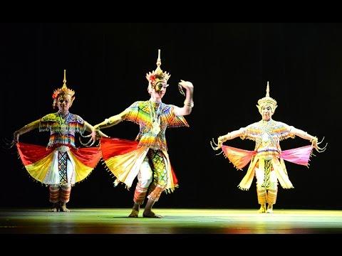 ASWARA TARI '14 - Building Bridges (Kraita : Exploring Nohra As Dance) Thailand