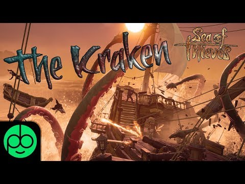 Sea Of Thieves: Surviving The Kraken (ITS JUST LIKE THE MOVIE)
