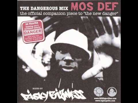 Mos Def  2004  The Dangerous Mix  I Against I feat Massive Attack