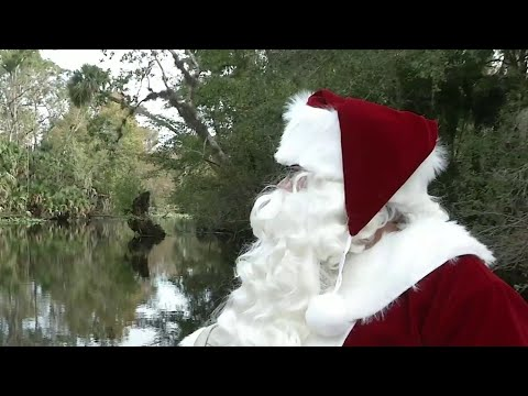 Wekiva Island brings 'snow' to Central Florida