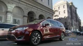 2017 Chrysler Pacifica Highlights with Bruce Velisek