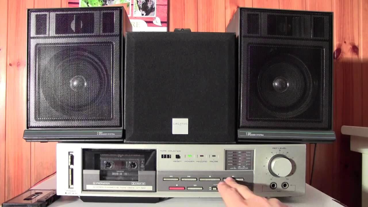 Impianto stereo da laboratorio componenti salvati dalla - Impianto stereo da camera ...