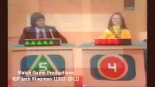 Match Game 73 (Episode 88) (RIP Jack Klugman)
