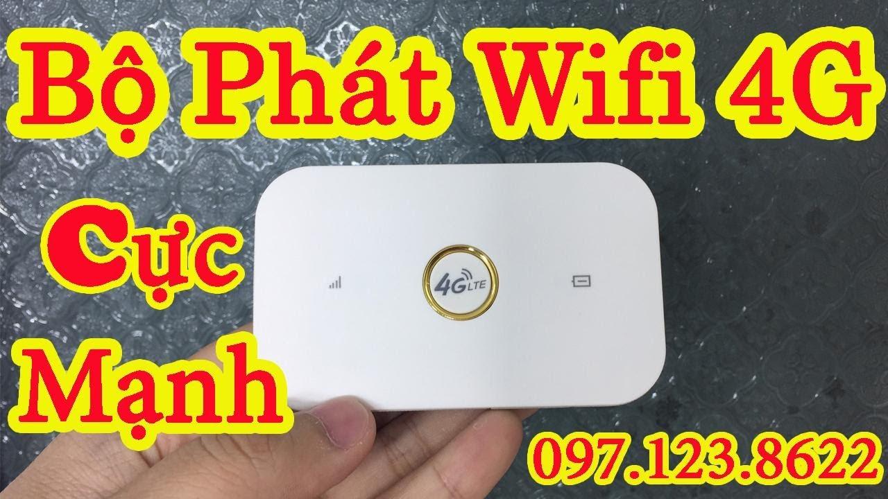 Cục phát wifi 4G | Bộ phát wifi 4G Huawei tốt nhất hiện nay 097.123.8622