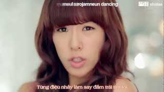 [Fox][Vietsub|Kara] Dancing Queen - SNSD