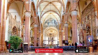 Dom – Besuch Innenbereich – Verona – Audioguide – MyWoWo Travel App