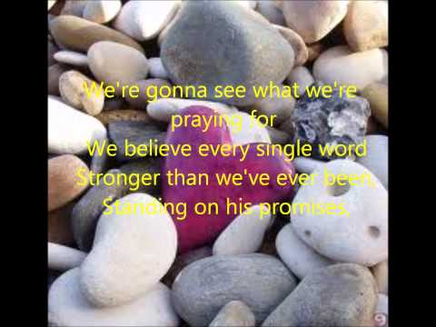William McDowell Standing Lyrics