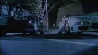 Supra vs 300zx - Freeway Speedway 6 1996