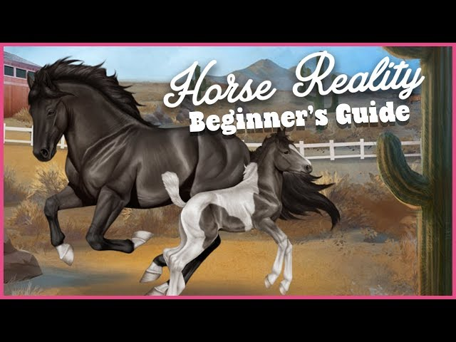 Horse Reality Beginner's Guide - Let's Play #1