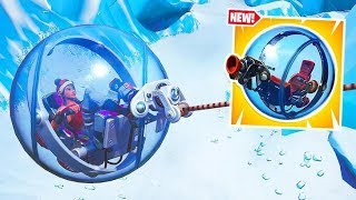*NEW* Fortnite 8.10 Update! - Baller Vehicle, New Animations, Siphon Updates, and MORE!!