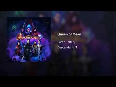 Queen Of Mean - Sarah Jeffery From Descendants 3 /Audio Oficial