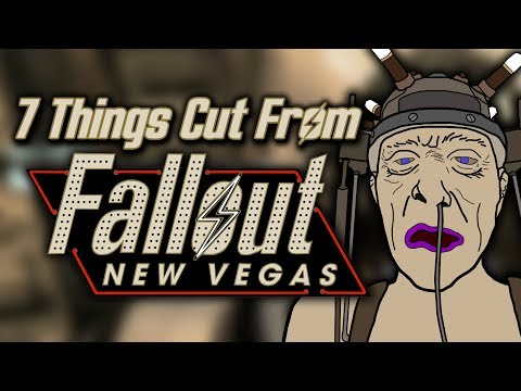 7 Things That Were Cut From Fallout: New Vegas |
