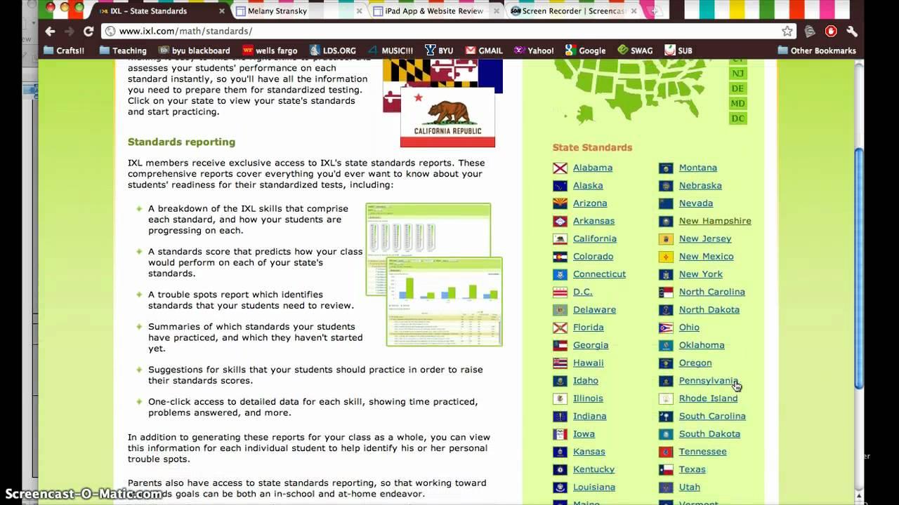 IXL.com - Math Interactive Website