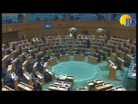 كلمة النائب ابراهيم ابوالعز في جلسة أخر المستجدات على القرار الامريكي لنقل السفارة الامريكية الى الق  - نشر قبل 56 دقيقة