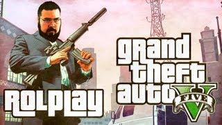 GTA V Role Play |  Mis primeros pasos cap. 2