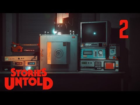 Stories Untold - Episode 2: The Lab Conduct