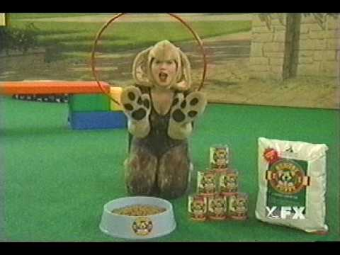 Married With Children Kelly Dog Food
