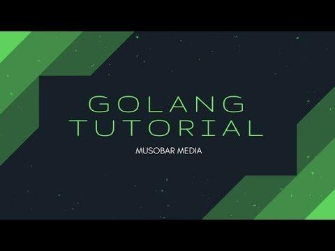 Tutorial Golang #39 Package #2 (External Package)