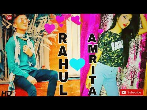 Valentine Mashup Rahul and Amrita ||Rahul Aryan|| Fans club Choreography by earth...