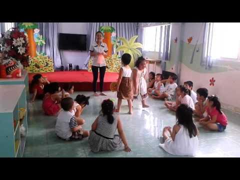 Trò chơi phát triển ngôn ngữ của trẻ lớp Chồi 1/4/2015