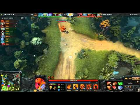 ROOT vs Unknown - Game 2 - Frankfurt Major Hub - LD, WinteR, Lyrical