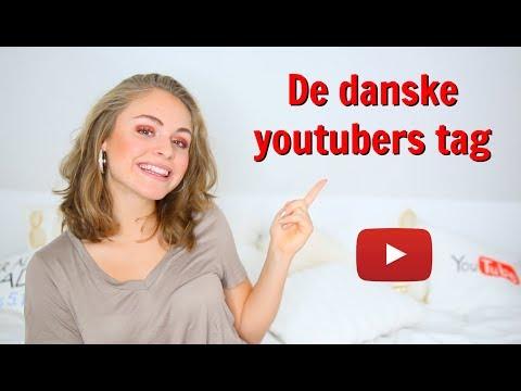 DE DANSKE YOUTUBERS TAG