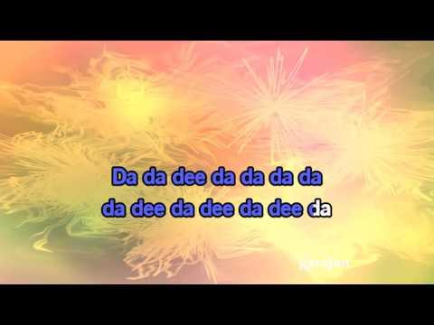 Karaoke Sag' Mir Quando, Sag' Mir Wann - Dieter Thomas Kuhn *